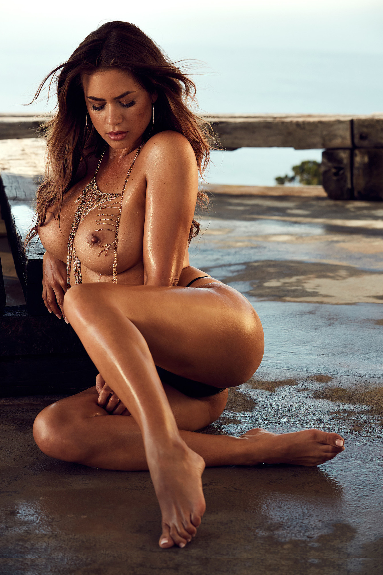 Isabell horn playboy germany april 2015 2