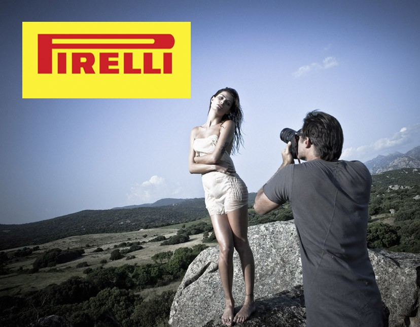The Making of the Pirelli 2012 Calendar (2011) Nacktszenen